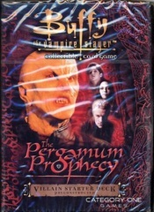 Pergamum Prophecy Unlimited Villain Starter Deck