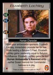Elizabeth Lochley (Cost 10)