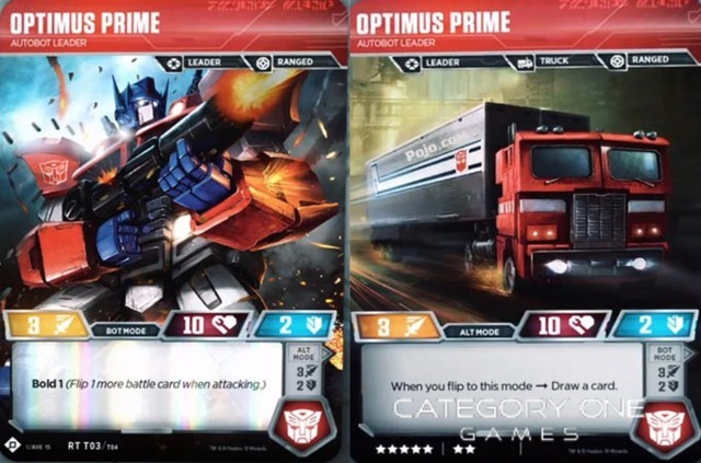 Optimus Prime // Autobot Leader