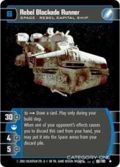 Rebel Blockade Runner - Foil