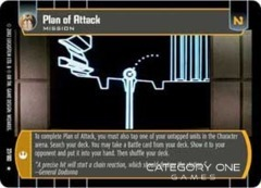 Plan of Attack - Foil