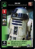 R2-D2, Starship Maintenance Droid
