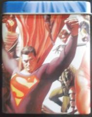 Deck Box Tin JLS Superman
