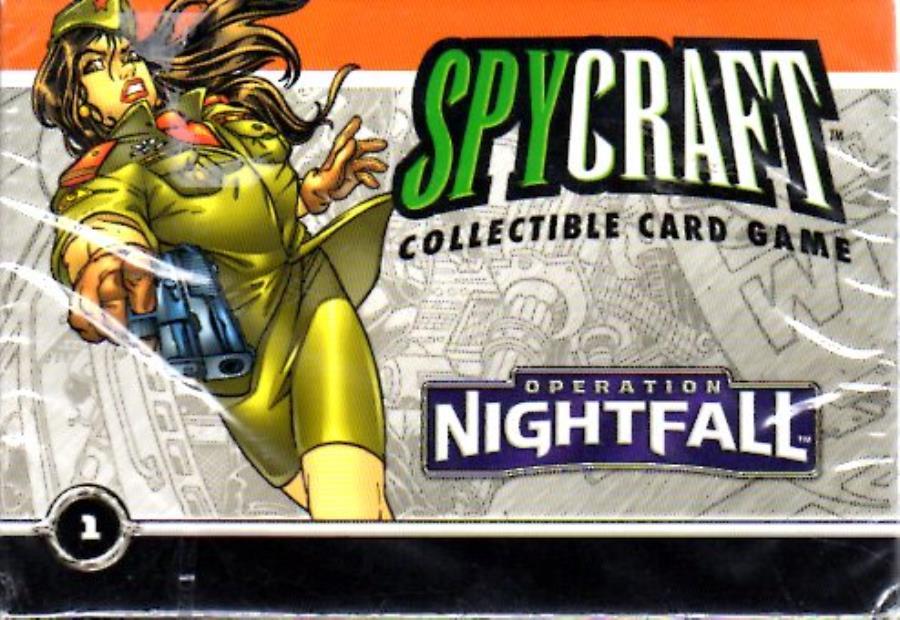 Operation Nightfall - Krypt Starter Deck