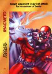 Magneto Paralyze Opponent (OPD)