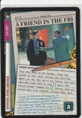 A Friend In The FBI