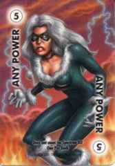 Power Card: Any-Power 5 Black Cat (OPD)