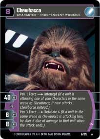 Chewbacca (A) - Foil