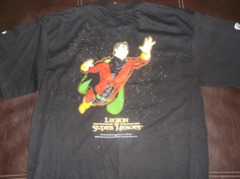 T-Shirt Large Legion of Super-Heroes