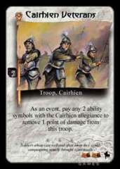 Cairhien Veterans