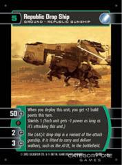 Republic Drop Ship - Foil