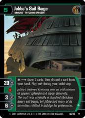 Jabba's Sail Barge (A)