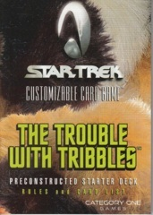 Rulebook Trouble with Tribbles