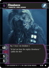 Chewbacca (K)
