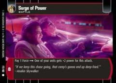 Surge of Power