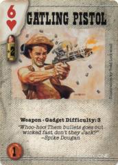 Gatling Pistol