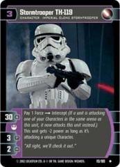 Stormtrooper TK-119