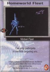 Homeworld Fleet (Minbari)