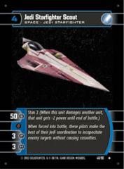 Jedi Starfighter Scout