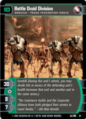 Battle Droid Division