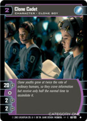 Clone Cadet - Foil