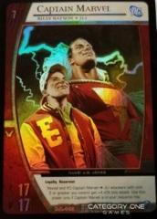 Captain Marvel, Billy Batson (EA)