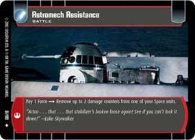 Astromech Assistance - Foil