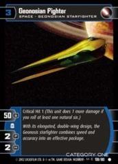 Geonosian Fighter - Foil
