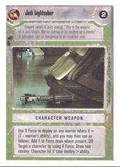 Jedi Lightsaber [White Border]