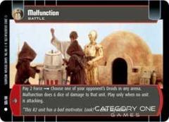 Malfunction - Foil
