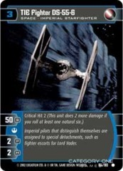 TIE Fighter DS-55-6 - Foil