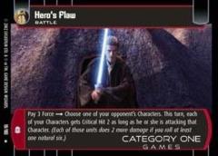 Hero's Flaw - Foil