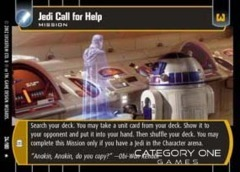 Jedi Call for Help - Foil