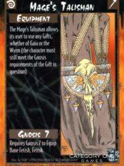 Mage's Talisman