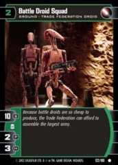 Battle Droid Squad