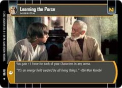 Learning the Force