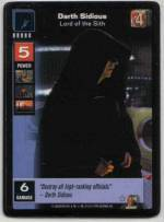 Darth Sidious, Lord of the Sith [Foil]