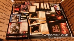 Lord of the Rings Grab Bag 4,400+ U/C Bulk Card Lot