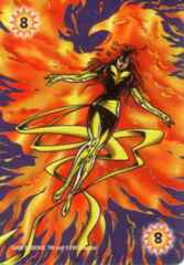 Power Card: Energy 8 Dark Phoenix