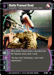 Battle Protocol Droid (A)