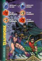 Universe: Teamwork-Intellect 7I EF +2+2  Robin, Huntress, Batman