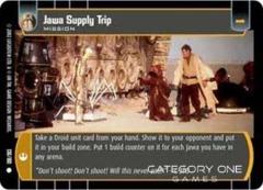 Jawa Supply Trip - Foil