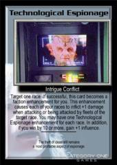Technological Espionage