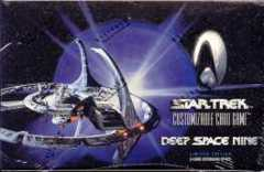 Deep Space Nine 277 Card Full Set [With UR]