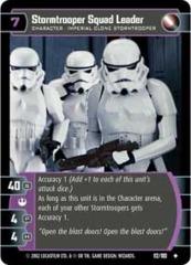 Stormtrooper Squad Leader