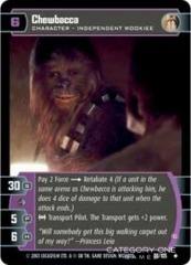 Chewbacca (C) - Foil