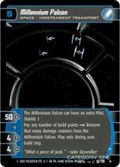 Millennium Falcon (A) - Foil