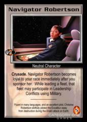 Navigator Robertson