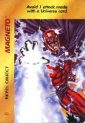Magneto Repel Object