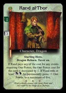 Rand alThor (II) Musician [1030]